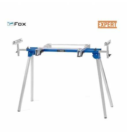 Support Machines ( établi pliable) 99x45cm pour scie à anglets Fox - F50-179