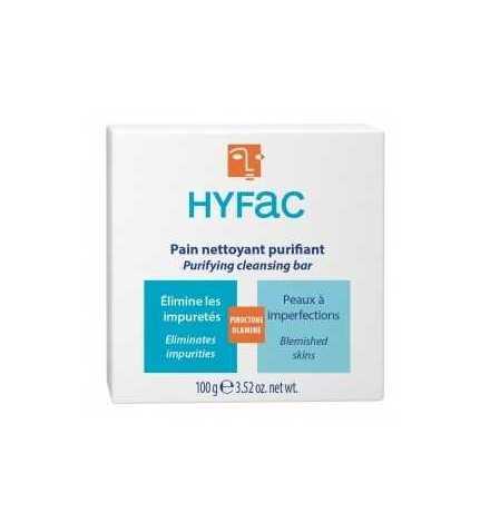 Pain nettoyant purifiant - 100 g Hyfac