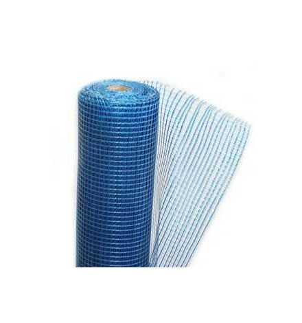 GRILLAGE FIBRE DE VERRE ORANGE 110 DE 50M/0.3M