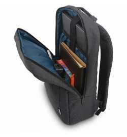 "Sac à Dos pour Pc Portable 15.6"" Lenovo B210 Noir"
