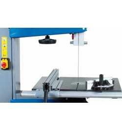 Scie à ruban Pro H:280 mm L:3607mm 2200W avec Kit de Déplacement - F28-195 Fox