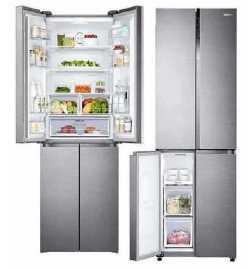 Réfrigérateur SAMSUNG Side By Side 486 Litres NoFrost - Silver (RF50K5920SL)