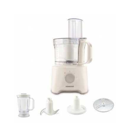 Robot Multifonctions KENWOOD Multipro Compact 750W - Blanc (FDP03COWH)