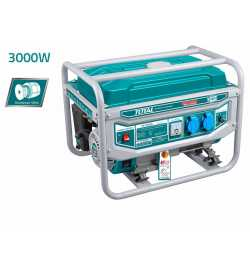 Groupe electrogene 3000W TP130005 TOTAL