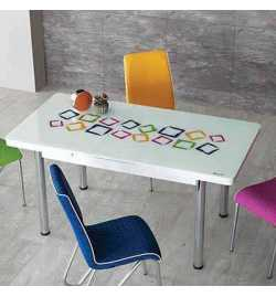 TABLE COLOURFUL M29-80