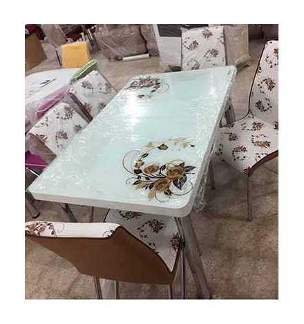 Achat En Ligne Table Reglable Always Star Avec 6 Chaises Cafe