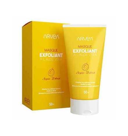 Masque exfoliant 50 ml - Arvea