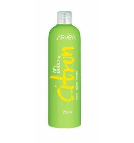 Gel douche citron 250 ml - Arvea