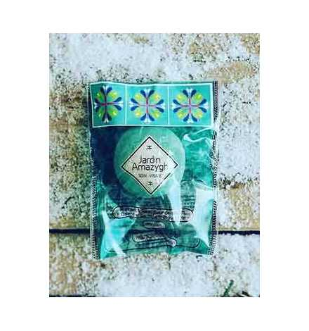 Galet d'argile verte et huile essentielle de tea tree et lavande 60 g - Jardin Amazygh