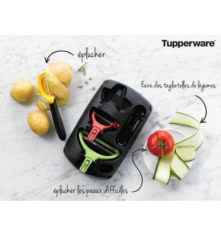 Coffret Click Epluches - Tupperware [product_reference] tunisie