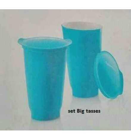 Set Big tasses (2)