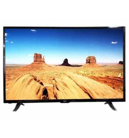 """TV LED SMART 48"""" avec récepteur intégré et wifi - SABA"""