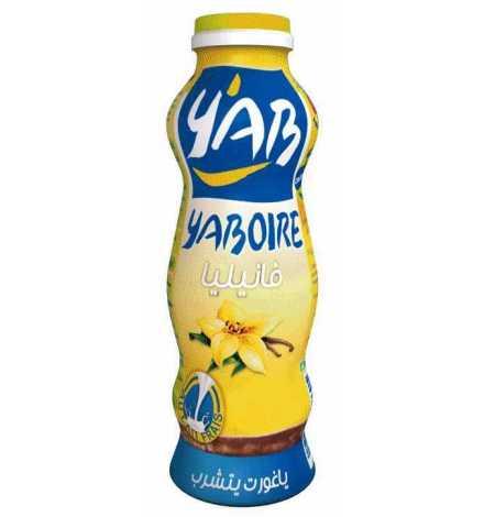 Yaourt à Boire Yab Vanille (170g)
