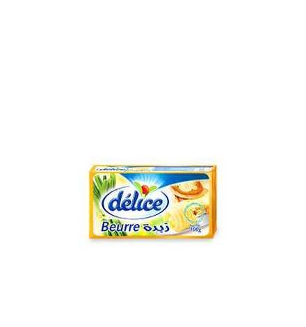 Beurre doux non salé 100 gr