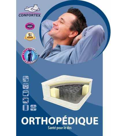 Matelas Confortex Orthopédique 200 x 160