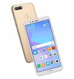 Téléphone Portable Huawei Y6 Prime 2018 / 4G / Double SIM / Gold - Huawei