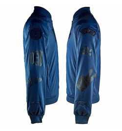 Jacket Adidas Originals Logo Stadium Marine Pour Homme