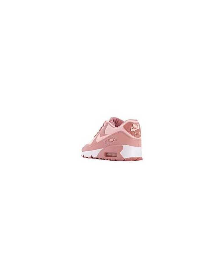 Basket Nike Junior Air max 90 Gs RoseBlanc dari shop.tn
