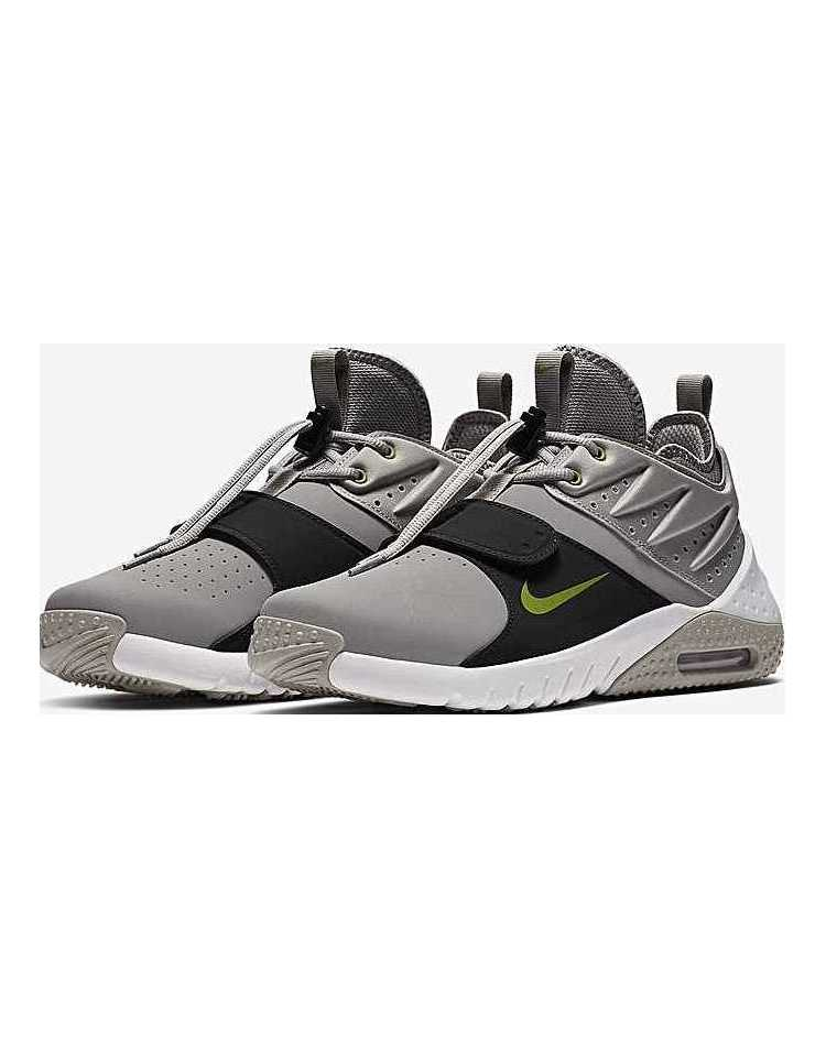 Achat en ligne   Basket Nike Air Max Trainer 1 Leather Gris   en Tunisie  sur dari-shop.tn. 15c518270726