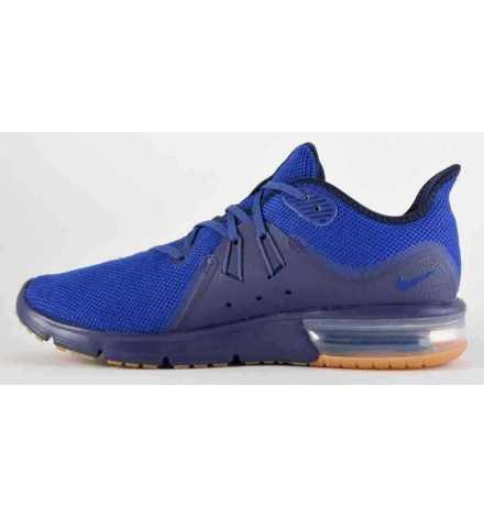 air max sequent 3 bleu