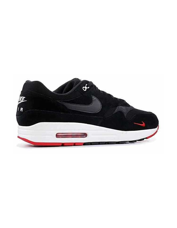 Achat en ligne   Basket Nike Air Max 1 Premium - Noir / Gris ...